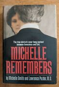 Michelle Remembers Michelle Smith 1980 Hcdj Stated First Edition 1st Printing