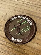 Usaf Us Air Force Tacp Tactical Air Control Party Logo Us Patch Vtg 3andrdquo Rare