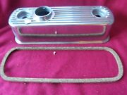 Classic Mini Austin Morris Cooper Alloy Valve Cover New With Silicone Gasket