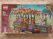 Lego 80102 Dragon Dance Asia Exclusive Free 5 Days Usa Delivery