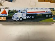 1997 Citgo Gas Toy Tanker Truck Equity Brands 2nd In A Series