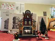 """Department 56 """"scottie's Toy Shop"""" Gift Set Christmas In The City. Series -1998."""
