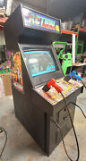 Johnny Nero Action Hero 2 Person Shooter Full Size Arcade Shooting Game - Works