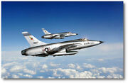Fighting Eagles By Peter Chilelli - Republic F-105 Thunderchief - Aviation Art