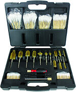 Innovative Products Of America 8090b Brass Diesel Injector Brush Master Cleanin