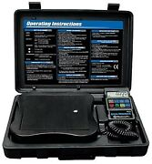 Mastercool 98210-a Accu-charge Ii Programmable Refrigerant Scale