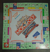 Monopoly + Life Replacement Board Lot Of 3 Star Wars + Shrek + America Boards