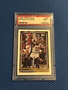 1992-93 Topps Gold 362 Shaquille O'neal Magic Rc Rookie Hof Psa 9 Mint Hot Rare