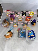 Mcdonalds Furby Happy Meal Toys Furbies Collection Lot Of 14