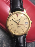 Omega Constellation 18ct Solid Gold Watch F300hz