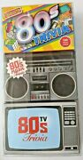 Brand New Awesome 80s Trivia/music/tv 3 Boxes Gift Republic