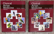 Clinical Avian Medicine Volume 1 And 2 - Isbn 00-9754994-0-8