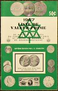 1967 Charlton Coin Catalogue 7th Edition French 12688