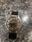Vintage Rensie Hydrotit Bumper Automatic Menand039s Watch 1940s Amazing Condition Ssc