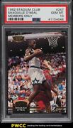 1992 Stadium Club Members Only Shaquille Oand039neal Rookie Rc 247 Psa 10 Gem Mint