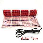 50cm Heating Mat Cable Wide Electric Underfloor Heating System Minco Heat Wire