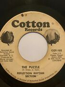Rare Funk 45/ Reflection Rhythm Section The Puzzle Cotton Hear