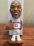 Ultra Raresga Isiah Thomas Bobblehead Detroit Pistons Bad Boys-great Condition
