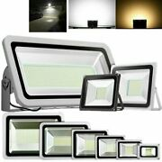 10w-1000w Led Floodlight Outside Outdoor Garden Lamps Security Flood Lights Ip65