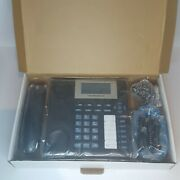 Grandstream Gxp2000 V2.0 4-lines Home Office Phone W Adaptor And Cords Displaynew
