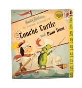 Tv Theme Songs Of Touche Turtle And Dum Dum 45 Rpm Record 1962 Hanna-barbera
