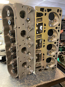Cnc Ported Lm4/lm7 706/862 Cyl Heads .650 Springs 2.00/1.57 Valves Pair