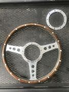 Simon Green Pre Moto-lita Steering Wheel Rim And Beauty Ring Early 1960and039s