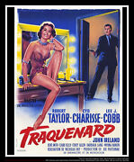 Party Girl On Linen 4x6 Ft French Grande Original Movie Poster 1958