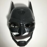 Dc Batman Voice Changing Mask W/ Light Up Eyes Read Details..maybe Not Wrk 262