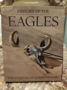 History Of The Eagles Blu-ray Disc, 2013, 3-disc Set