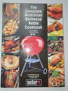 The Complete Australian Barbecue Kettle Cookbook - Weber - Hb - Bbq - 1990 -vgc