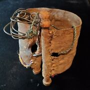 Self-supported Back-strap Loom Back-strap - Antique - Weaving - Ancient.