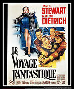 No Highway In The Sky 4x6 Ft French Grande Original Movie Poster 1951