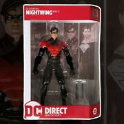 Dc Comics Essentials Action Figure Nightwing New 52 Dc Collectibles 7 1/8in