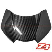 2016-2018 Speed Triple R Carbon Fiber Front Nose Fly Screen Cover Fairing Cowl