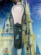 Disney Haunted Mansion Tightrope Girl Stretching Portrait Mill Pink Magicband