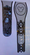 Disney Parks Haunted Mansion Tightrope Girl Stretching Portrait Gray Magicband