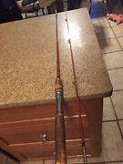 South Bend Split Bamboo 6 Foot Bait Casting Rod
