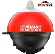 Lowrance Fishhunter 3d - Portable Fish Finder Connects Via Wifi To Ios And An...