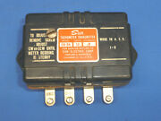 Vintage 1960and039s Sun Tachometer Transmitter Eb-9a 8 Cylinder Ct40