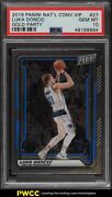 2019 Panini National Convention Vip Gold Party Luka Doncic 27 Psa 10 Gem Mint