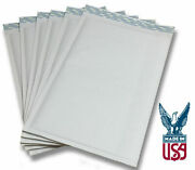 Size 0 Kraft White Bubble Mailer 6.5x9 Pallet Dvd 9,750 Pieces Ships Today