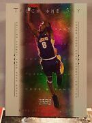 Rare Kobe Bryant Ud Touch The Sky Short-print Rainbow Foil Refractor Lakers