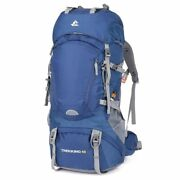 Backpack Climbing Waterproof Hiking Camping Outdoor Bag Travel 50/60l Bags Frame