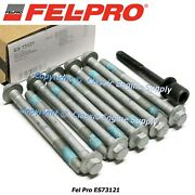 Fel Pro Usa Made Head Bolts For 1 Head Fits Some 2014-2020 Gm 5.3l And 6.2l Ls V8