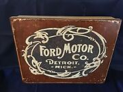 Ford Motor Company Hidden Gun Storage Concealment Furniture Free Foam And Shipping