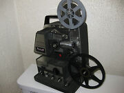 Bell And Howell The Ultimate Telecine Projector For Reg/std 8mm Film Transfer