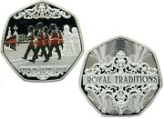 Changing Of The Guard Commemorative Coin Proof 99.95