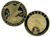 1933 Saint - Gaudens Gold Double Eagle Colossal Coin Proof Value 139.95