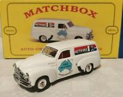 1955 Fj Holden Auto One Parts And Accessories Matchbox 1/59 Models Of Yesteryear